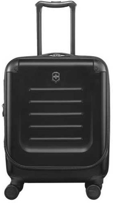 Βαλίτσα Spectra Expanable Global Carry-On Victorinox 601286 Μαυρο ειδη ταξιδιου   βαλίτσες   βαλίτσες   βαλίτσες καμπίνας
