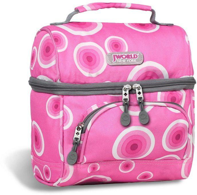 Τσαντακι Φαγητου Corey JWORLD NEW YORK 395-10 25-Target-Pink σχολικες τσαντες   τσάντες νηπιαγωγείου   για κοριτσάκια