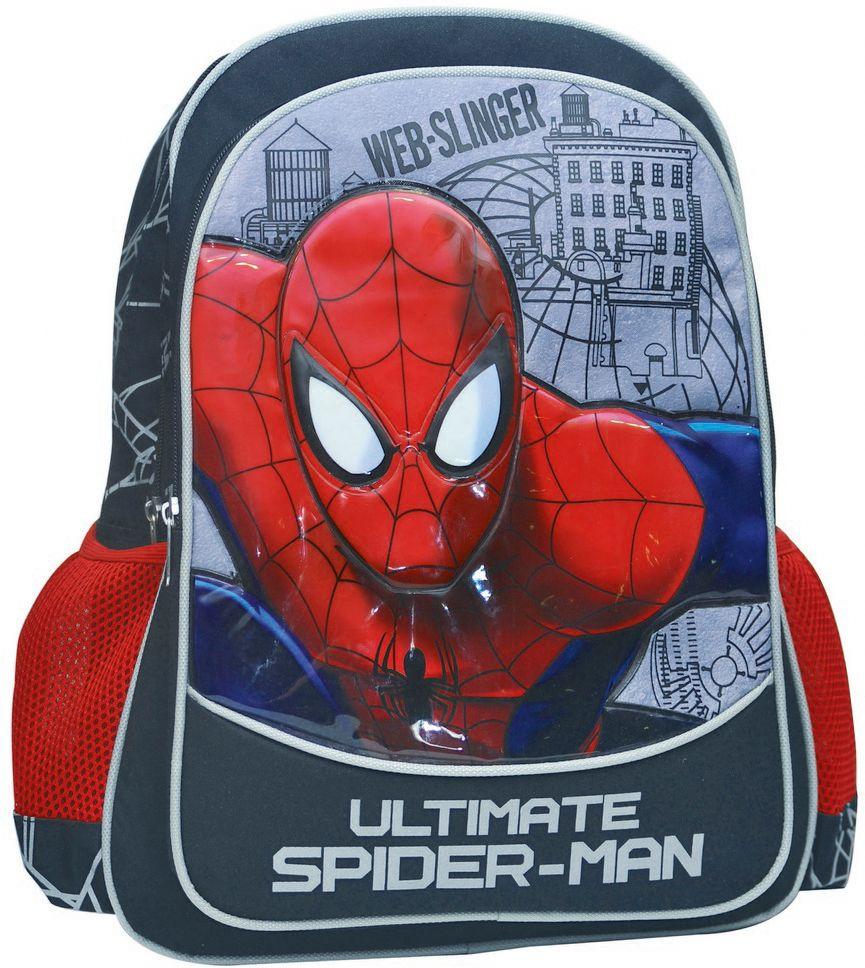 Τσαντα Δημοτικού Οβαλ Spiderman WebSlinge GIM 33758031