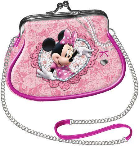 6f3e866478 Εικόνα από Πορτοφολι Retro Infantil Minnie Mouse 811-1505