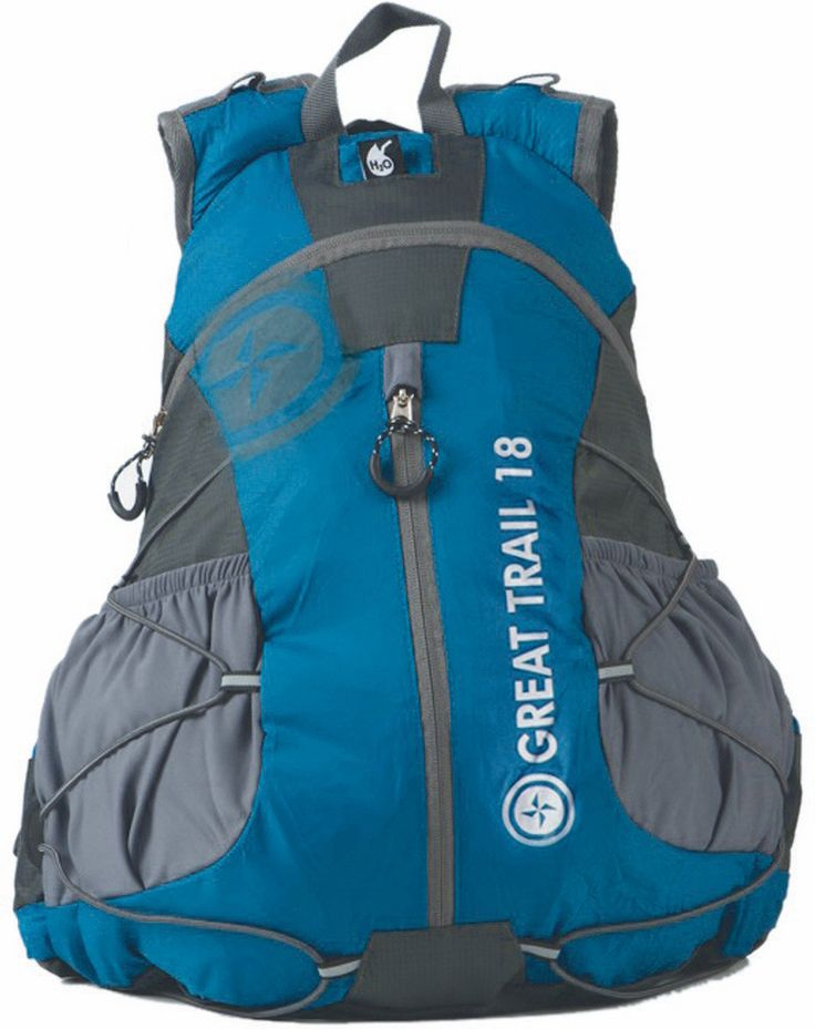 Ορειβατικό Σακίδιο Πλάτης Great Trail 18 Lt Polo 8-02-271 σακίδια   τσάντες   ορειβατικά σακίδια