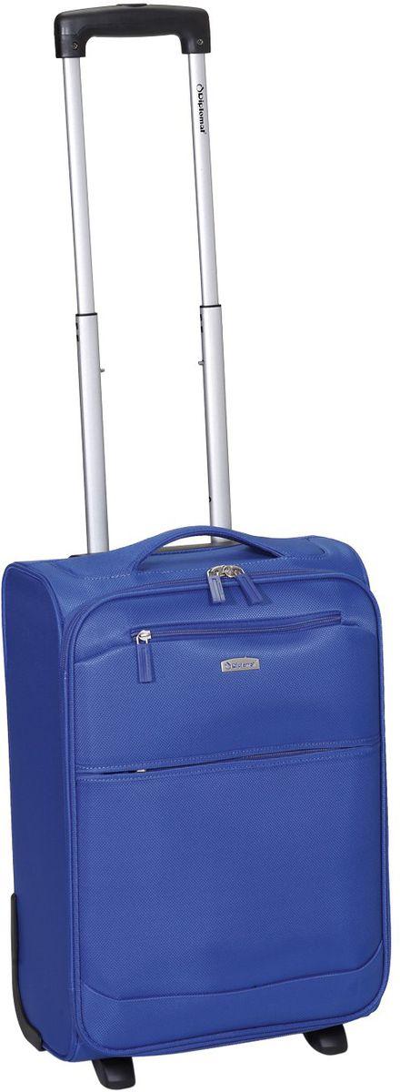 Βαλίτσα καμπίνας τρόλεϊ 48X34X17.5 Diplomat ZC 8050-48 Μπλε ειδη ταξιδιου   βαλίτσες   βαλίτσες   βαλίτσες καμπίνας