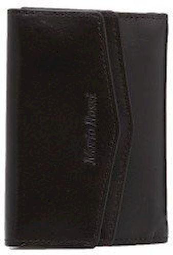 Ανδρικό Δερμάτινο Πορτοφόλι W/Wallet Buff Aniline Mario Rossi Χ-1657/BR image