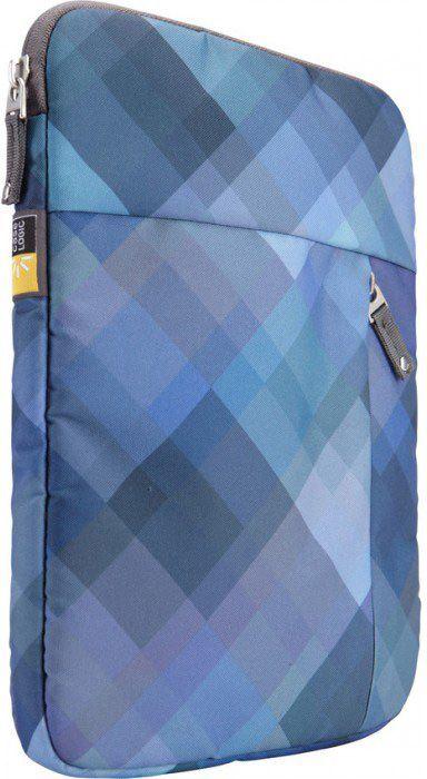 Θηκη Tablet 9-10 Inches Case Logic Ts110St Μπλε Καρώ τσάντες laptop   θήκες tablet