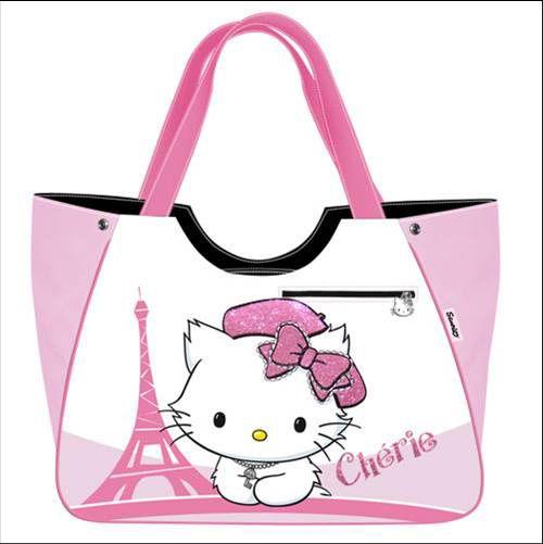 Τσαντα jumbo maxi charmmy kitty 6811-0648 προσφορες   σακίδια   τσάντες   νεανικές