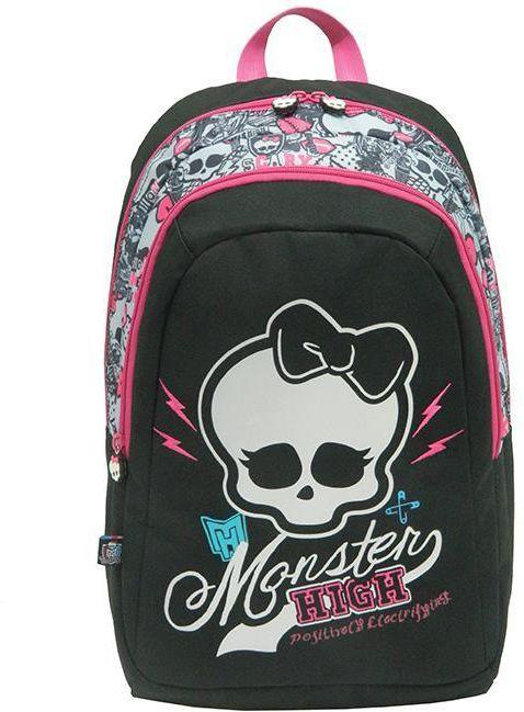 e9599e42e24 Τσάντα δημοτικού πλάτης monster high με 1 θήκη 43x35x16 εκ. Bagtrotter 29741