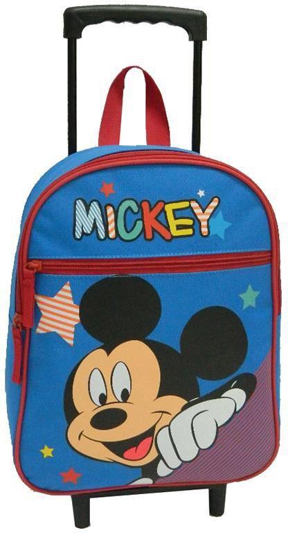 ee94fd3ea6 Τσάντα νηπίου τρόλευ mickey με 1 θήκη 31x25x10 εκ. Bagtrotter 29754 ...