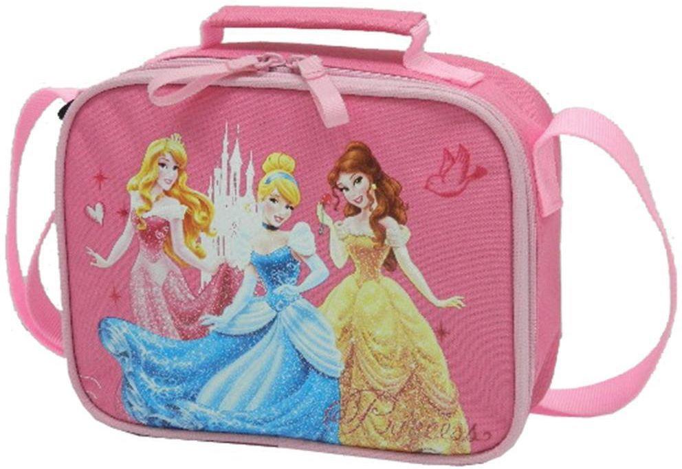 Τσαντάκι φαγητού princess 22x17x7 εκ. Bagtrotter 29767 σχολικες τσαντες   τσάντες νηπιαγωγείου   για κοριτσάκια