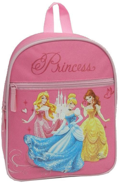 Τσάντα νηπίου πλάτης princess με 2 θήκες 31x25x10 εκ. Bagtrotter 29768 σχολικες τσαντες   τσάντες νηπιαγωγείου   για κοριτσάκια