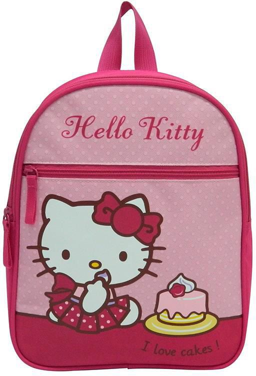 99dbcff23b Τσάντα νηπίου πλάτης hello kitty με 2 θήκες 31x25x10 εκ. Bagtrotter 29796