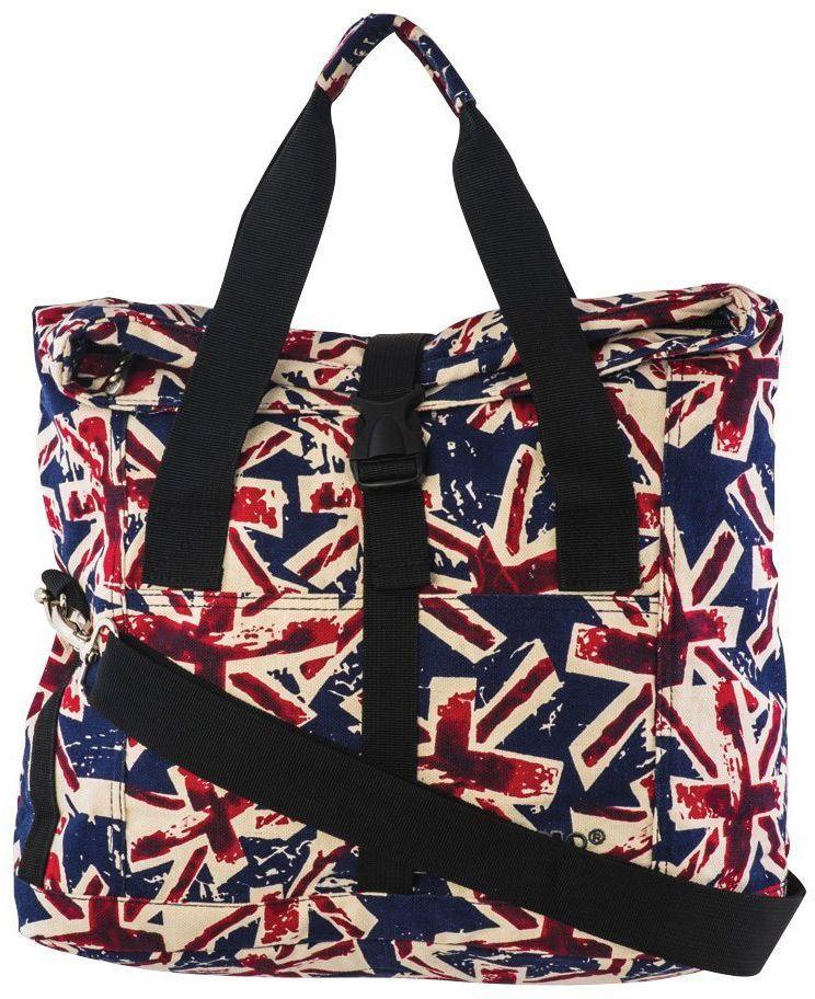 Τσάντα Shopper queen Polo 9-07-125-05 γυναικειες τσάντες   γυναικειες   shopping bags