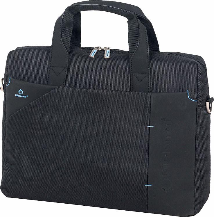 Τσάντα για Laptop 15.6 Inches LE 75 Diplomat τσάντες laptop   ώμου χειρός