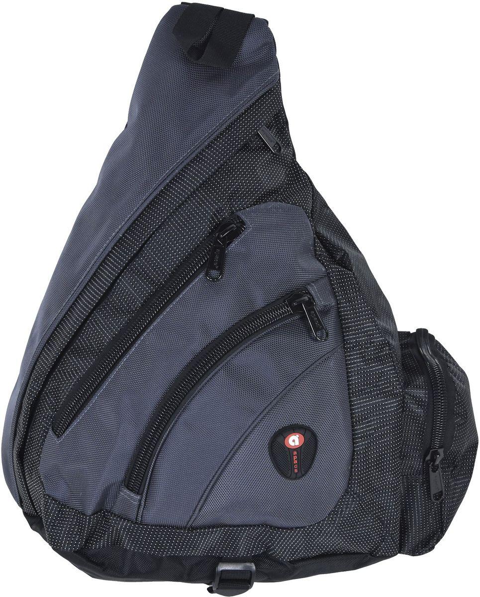 Σακίδιο Πλάτης Body Bag Apacks Colorlife 113 Γκρι σακίδια   τσάντες   τσάντες πλάτης