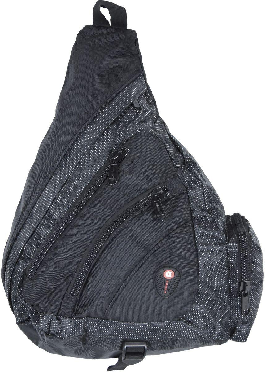 Σακίδιο Πλάτης Body Bag Apacks Colorlife 113 Μαύρο σακίδια   τσάντες   τσάντες πλάτης