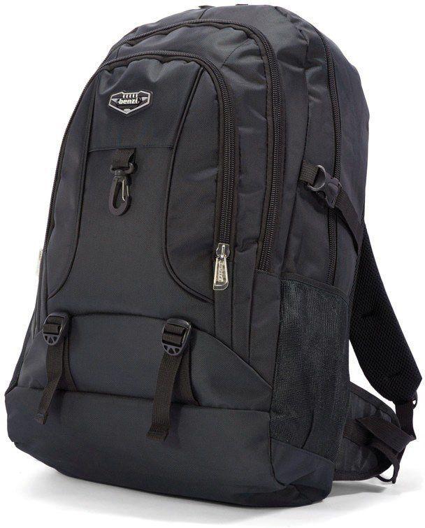 Σακίδιο Πλάτης Benzi BZ4764 Μαύρο σακίδια   τσάντες   τσάντες πλάτης