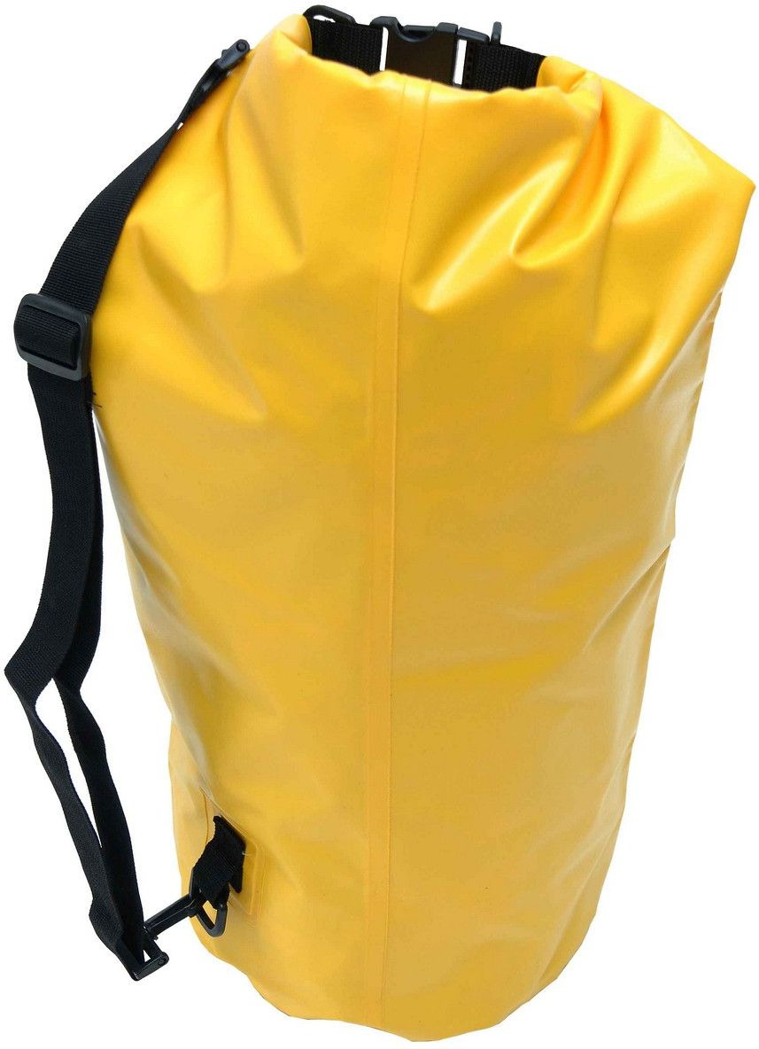 Σάκος Αδιάβροχος & Αεροστεγής 30lt Κίτρινο Campus 810-9303-13 ειδη ταξιδιου   βαλίτσες   αξεσουαρ ταξιδιου   αδιάβροχες θήκες   σάκοι
