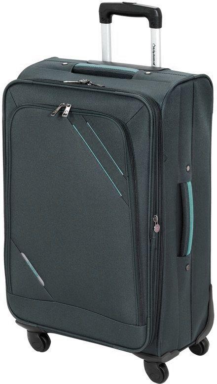 Βαλίτσα 61εκ. με 4 ροδάκια Diplomat ZC 954 Μαύρο ειδη ταξιδιου   βαλίτσες   βαλίτσες   βαλίτσες μεσαίου μεγέθους