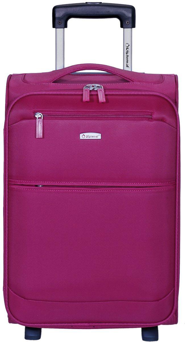 Βαλίτσα καμπίνας τρόλεϊ 48X34X17.5 Diplomat ZC 8050-48 Κόκκινο ειδη ταξιδιου   βαλίτσες   βαλίτσες   βαλίτσες καμπίνας