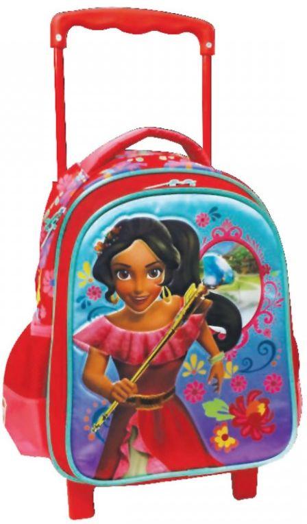 Τσαντα Trolley Νηπιαγωγείου Elena of Avalor GIM 331-29072 σχολικες τσαντες   τσάντες νηπιαγωγείου   για κοριτσάκια