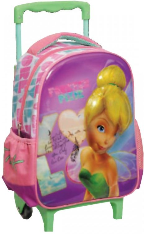 562d1b0d66c Τσάντα Trolley Νηπιαγωγείου Fairies 3D GIM 331-84072 | Σχολικές Τσάντες