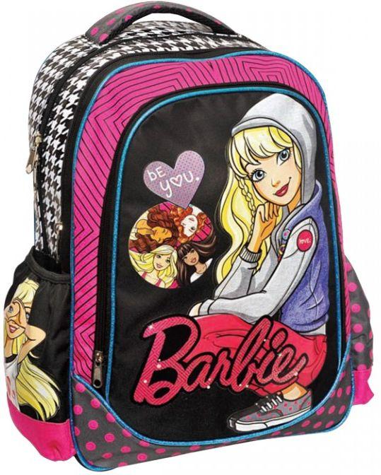 Τσαντα Δημοτικού Barbie Fashionista & Κούκλα Barbie Princess GIM 349-56031 σχολικες τσαντες   τσάντες δημοτικού   για κοριτσια
