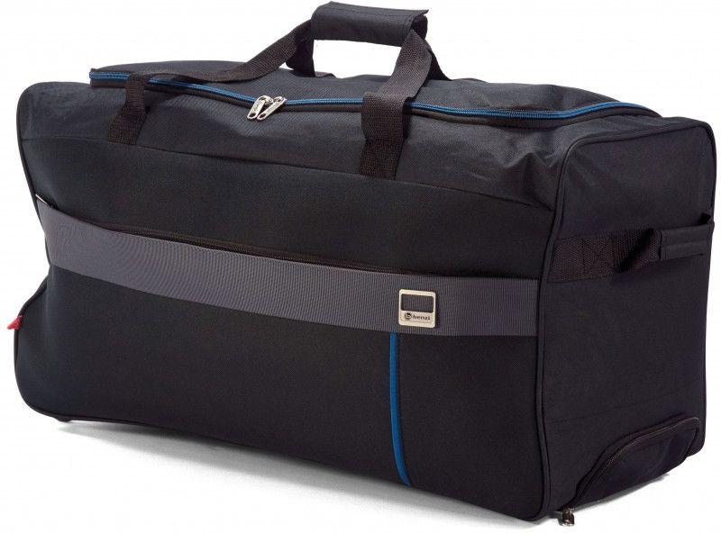 Σακ Βουαγιάζ Trolley Benzi BZ5028 Μαύρο/Μπλε ειδη ταξιδιου   βαλίτσες   σακ βουαγιαζ   σακ βουαγιάζ τρόλευ