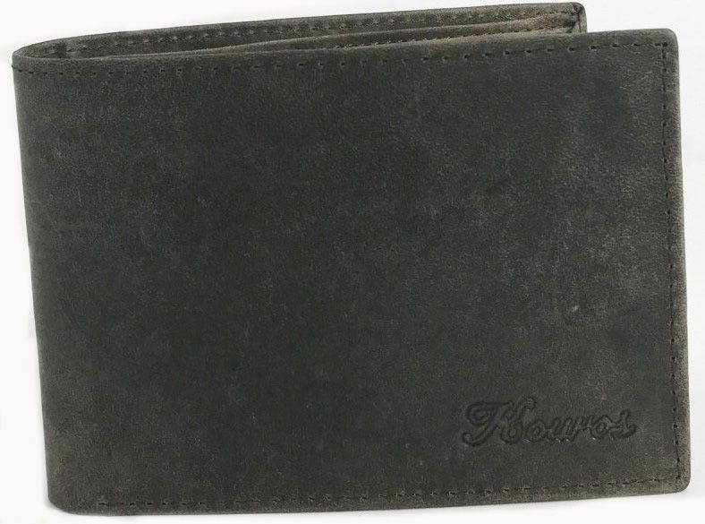 Δερματινο Ανδρικο Πορτοφολι Kouros 12.5x9 cm 52/16 Hunter πορτοφολια   αξεσουάρ   πορτοφολια   ανδρικά