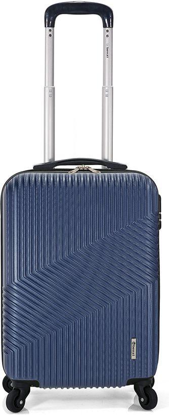 Βαλιτσα Καμπινας με 4 Ροδες Benzi BZ5193 Μπλε ειδη ταξιδιου   βαλίτσες   βαλίτσες   βαλίτσες καμπίνας