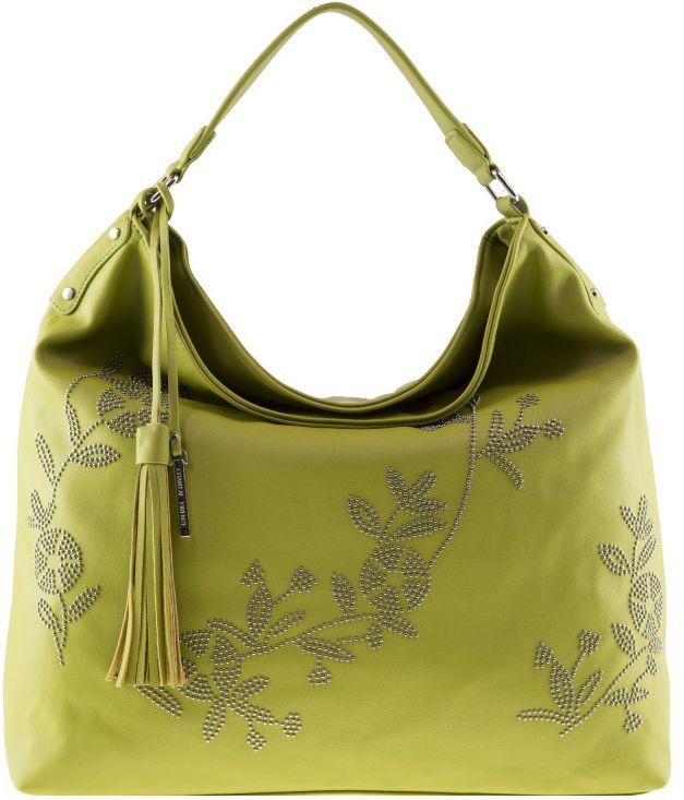 Τσαντα Ωμου Chantal Firenze CFA1149 Πράσινη γυναικείες τσάντες   τσάντες ώμου   χειρός