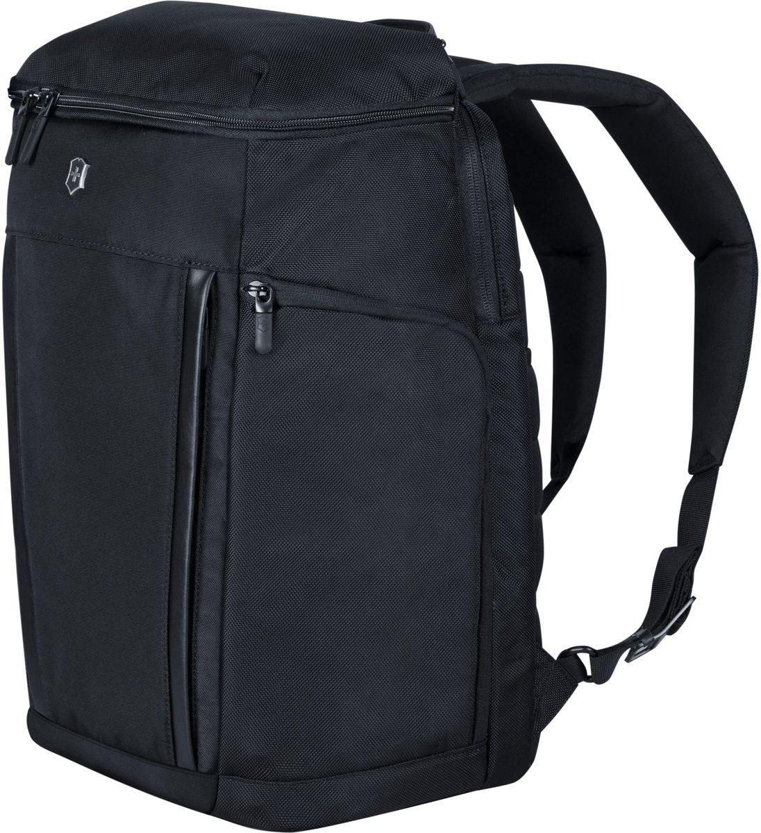 Σακίδιο πλάτης Deluxe Fliptop Laptop 15.6inch Altmont Victorinox 602152 Μαυρο σακίδια   τσάντες   τσάντες πλάτης