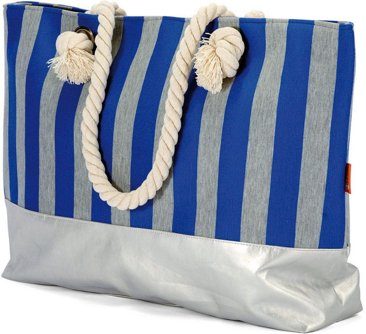 Τσαντα Θαλασσης Benzi BZ4531 Μπλε γυναίκα   τσάντες παραλίας