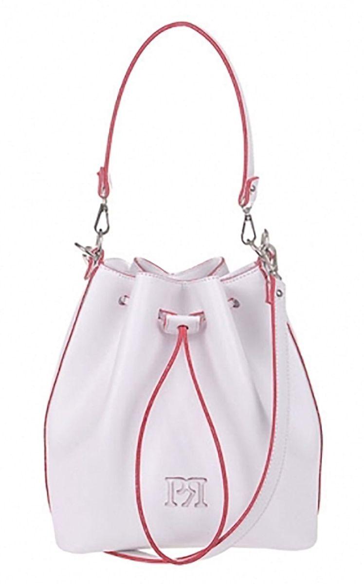Γυναικεία τσάντα Pierro Accessories 90400EC-07 Λευκο γυναικείες τσάντες   τσάντες ώμου   χειρός