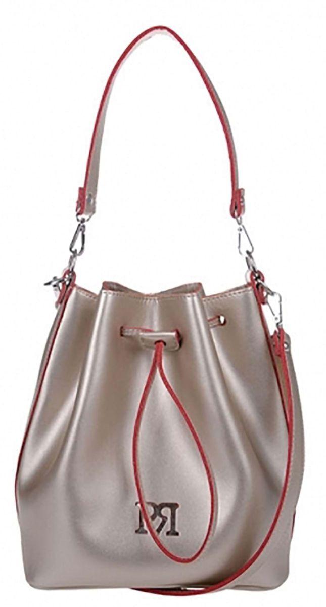 Γυναικεία τσάντα Pierro Accessories 90400EC-24 Χρυσο γυναικείες τσάντες   τσάντες ώμου   χειρός