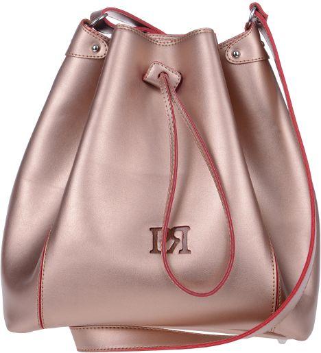 Γυναικεία τσάντα Pierro Accessories 00190EC-26 Bronze γυναικείες τσάντες   τσάντες ώμου   χειρός