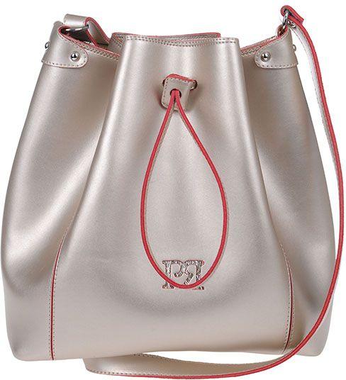Γυναικεία τσάντα Pierro Accessories 00190EC-24 Χρυσο γυναικείες τσάντες   τσάντες ώμου   χειρός