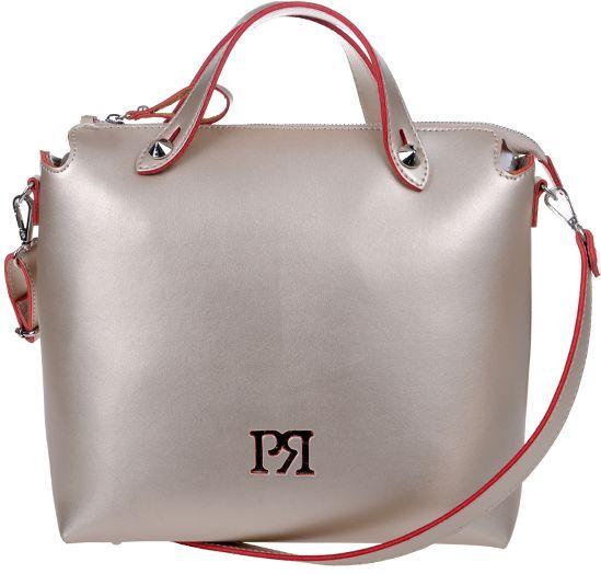 Γυναικεία τσάντα Pierro Accessories 00181EC-24 Χρυσο γυναικείες τσάντες   τσάντες ώμου   χειρός