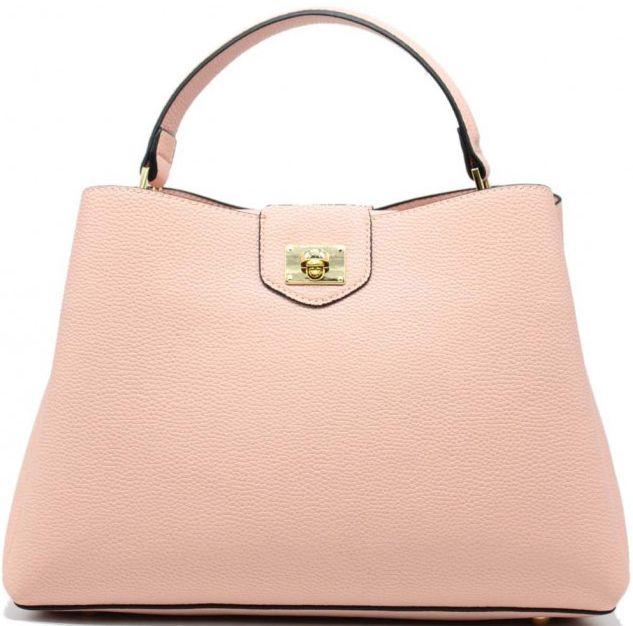 Τσάντα Χειρός Tom & Eva 6436 Ροζ γυναίκα   τσάντες ώμου   χειρός