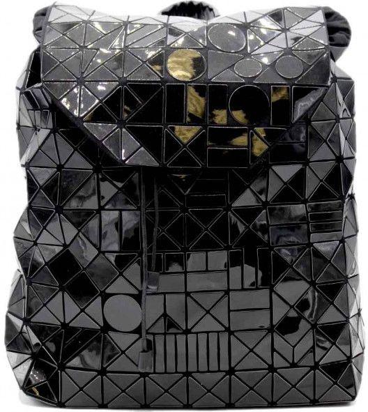 Γυναικεια Τσαντα Πλατης Origami Tom & Eva 16D-1518 Μαυρη γυναικείες τσάντες   τσάντες πλάτης