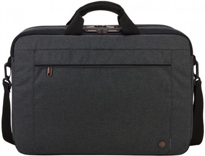 Τσάντα Ώμου Laptop 15.6 inch Era Laptop Bag Case Logic ERALB-116 Obsidian Μαυρο τσάντες laptop   ώμου χειρός