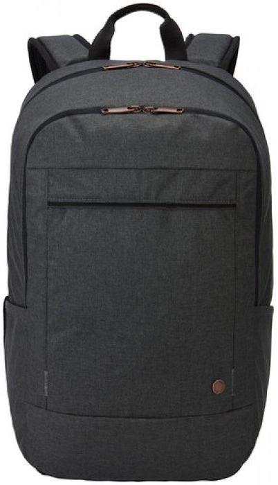 Τσαντα Πλατης Laptop 15.6 inch Era Backpack Case Logic ERABP-116 Obsidian Μαυρο