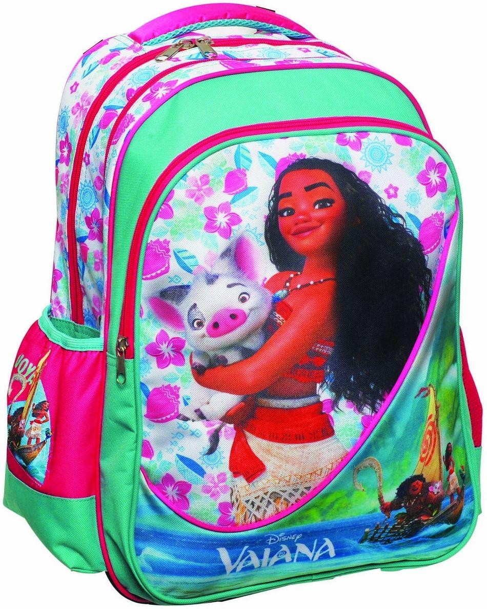 Τσαντα Δημοτικού Οβαλ Vaiana Gim 331-26031 σχολικες τσαντες   τσάντες δημοτικού   για κοριτσια