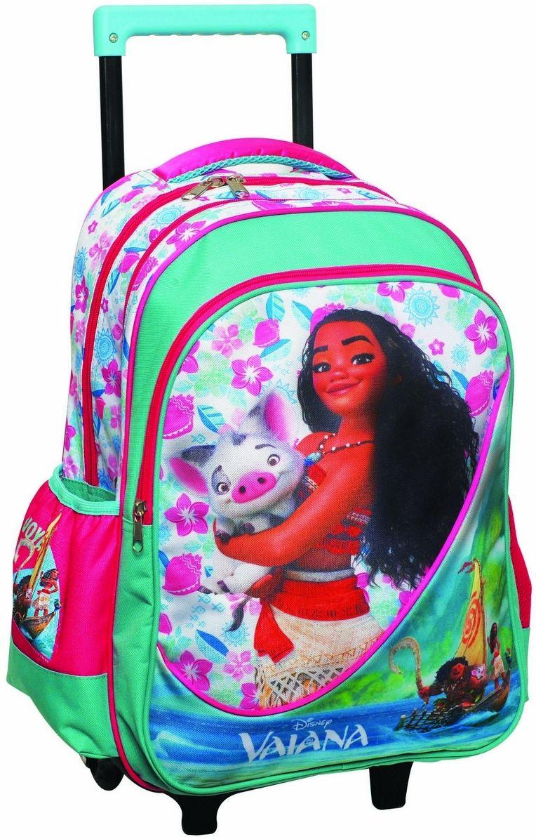 Τσαντα Δημοτικού Trolley Vaiana Gim 331-26074 σχολικες τσαντες   τσάντες δημοτικού   για κοριτσια