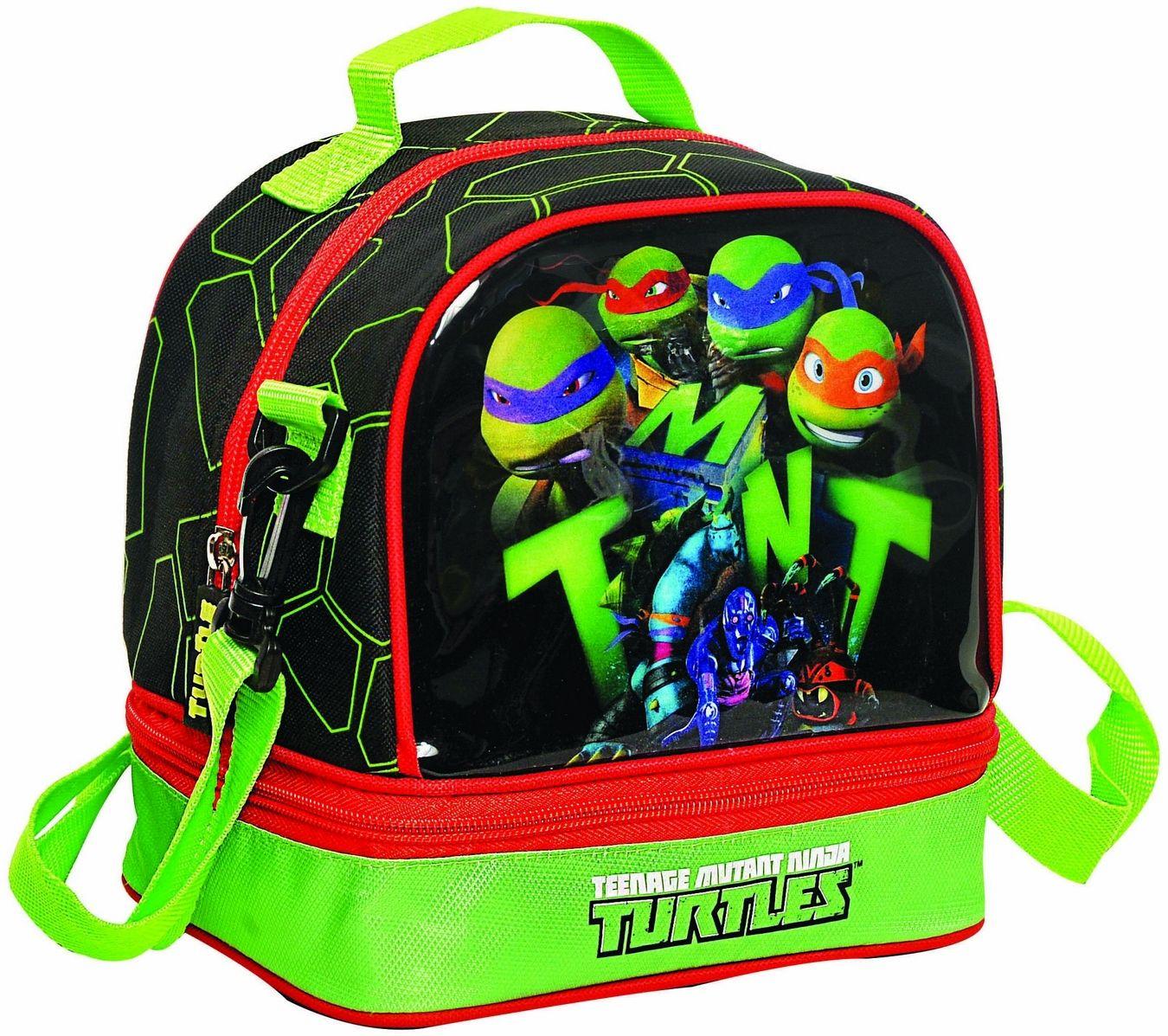 Τσαντακι Φαγητου Ninja Power Turtle Gim 334-08220 σχολικες τσαντες   τσάντες νηπιαγωγείου   για αγοράκια
