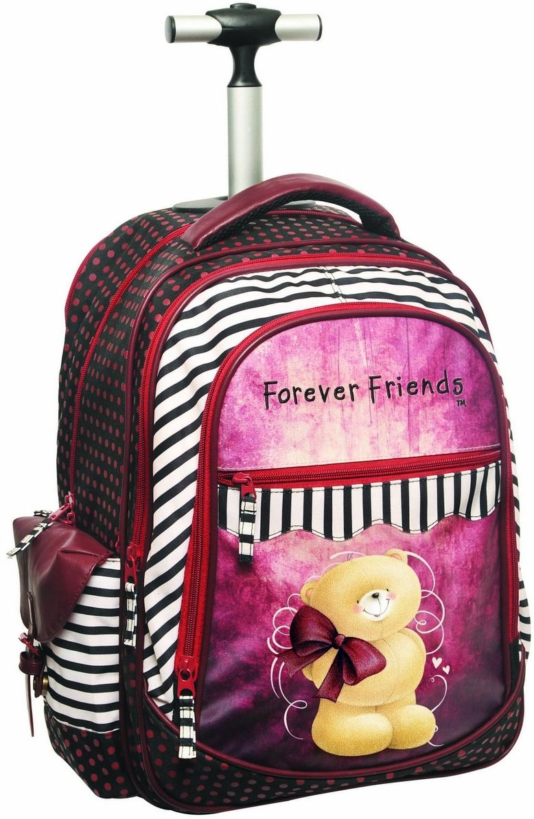 3d0d884c978 Τσαντα Δημοτικου Trolley Forever Friends Bow BMU 333 54074