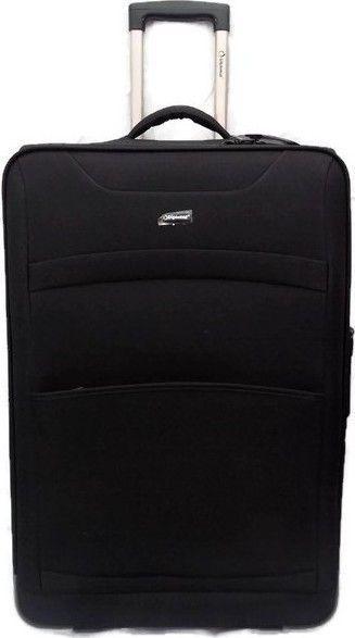 Βαλίτσα τρόλεϊ 73εκ. με Επέκταση Diplomat ZC 6017-73 Μαυρο ειδη ταξιδιου   βαλίτσες   βαλίτσες   βαλίτσες μεγάλες