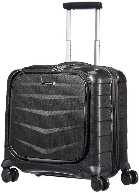 """Χειραποσκευή 43εκ. με 4 Διπλές Ρόδες (Laptop 17"""") Lite-Biz Samsonite 74414-1041  ειδη ταξιδιου   βαλίτσες   βαλίτσες   βαλίτσες καμπίνας"""