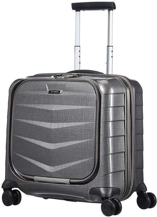 """Χειραποσκευή 43εκ. με 4 Διπλές Ρόδες (Laptop 17"""") Lite-Biz Samsonite 74414-2957  ειδη ταξιδιου   βαλίτσες   βαλίτσες   βαλίτσες καμπίνας"""