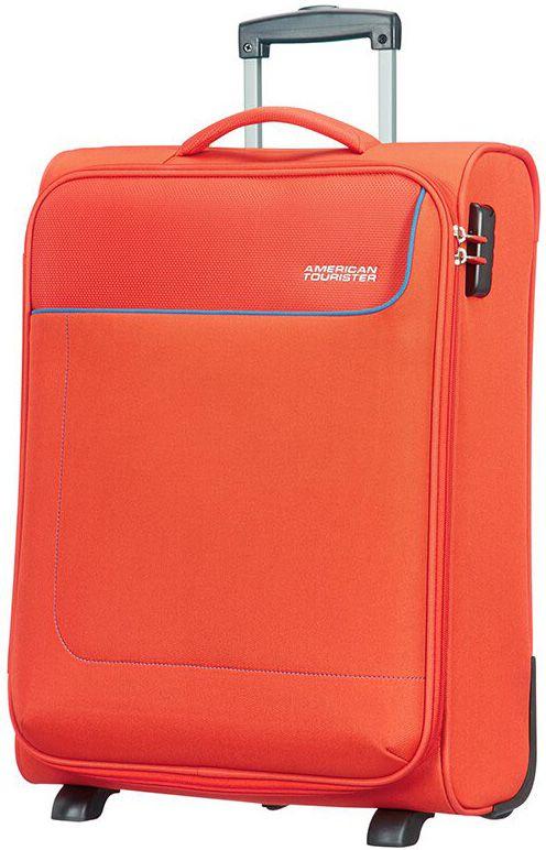 Χειραποσκευη 55εκ. Funshine American Tourister 75506-1529 Πορτοκαλί ειδη ταξιδιου   βαλίτσες   βαλίτσες   βαλίτσες καμπίνας