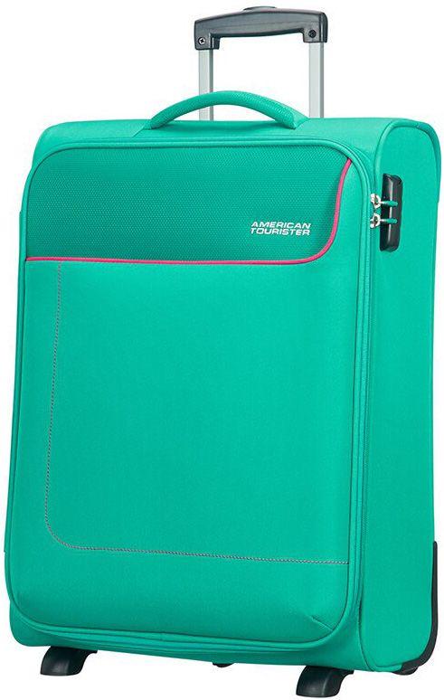 Χειραποσκευη 55εκ. Funshine American Tourister 75506-1013 Πράσινο Ανοιχτό ειδη ταξιδιου   βαλίτσες   βαλίτσες   βαλίτσες καμπίνας