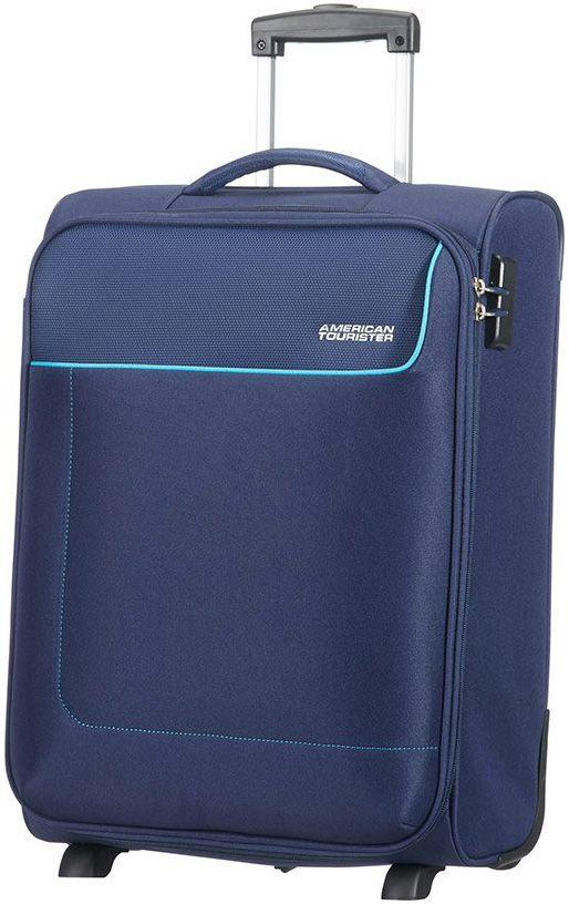 Χειραποσκευη 55εκ. Funshine American Tourister 75506-2610 Μπλε ειδη ταξιδιου   βαλίτσες   βαλίτσες   βαλίτσες καμπίνας